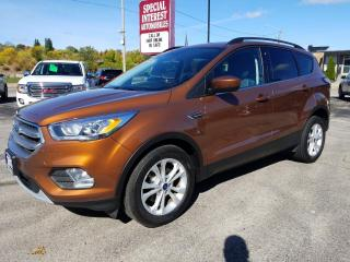 Used 2017 Ford Escape BLUE TOOTH !!  REAR CAMERA !!  HEATED SEATS !! for sale in Cambridge, ON