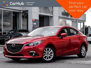 Used 2014 Mazda MAZDA3 GS-SKY Sunroof Heated Front Seats Manual Bluetooth for sale in Thornhill, ON