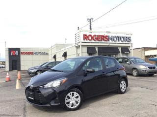 Used 2018 Toyota Yaris 2.99% Financing - LE HATCH - HTD SEATS - CAMERA for sale in Oakville, ON