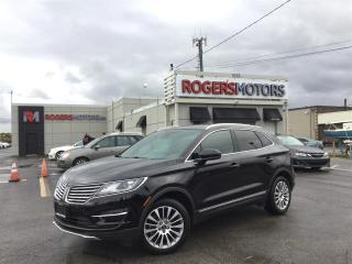 Used 2017 Lincoln MKC 2.99% Financing - 2.0T AWD - NAVI - PANO ROOF - REVERSE CAM for sale in Oakville, ON
