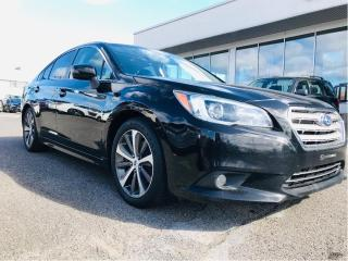 Used 2016 Subaru Legacy 4dr Sdn 3.6R Limited tech,toit,cuir,gps for sale in Lévis, QC