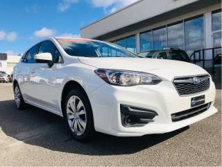Used 2017 Subaru Impreza 5dr HB Man Convenience,camera de recul for sale in Lévis, QC