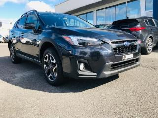 Used 2019 Subaru XV Crosstrek Limited CVT for sale in Lévis, QC