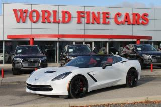 Used 2016 Chevrolet Corvette Stingray Z51 | Accident Free | *460 HP* | Z51! for sale in Etobicoke, ON
