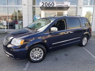 Used 2014 Chrysler Town & Country Limited for sale in Port Coquitlam, BC