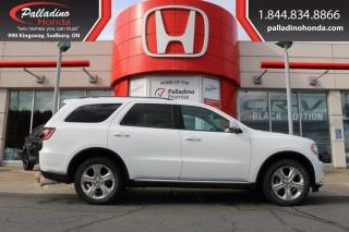 Used 2015 Dodge Durango Limited for sale in Sudbury, ON