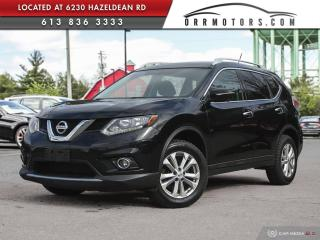 Used 2015 Nissan Rogue SV 7 PASSENGER TECH PKG! for sale in Stittsville, ON