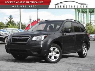 Used 2017 Subaru Forester 2.5i for sale in Stittsville, ON