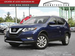 Used 2018 Nissan Rogue SV AWD for sale in Stittsville, ON