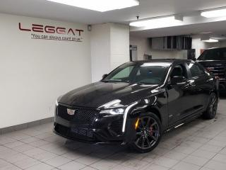 New 2020 Cadillac CTS V-Series - Navigation - Sunroof for sale in Burlington, ON