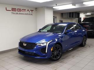 New 2020 Cadillac CTS V-Series - Sunroof for sale in Burlington, ON
