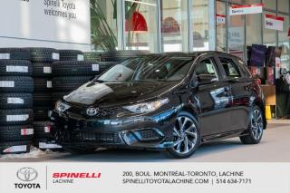 Used 2017 Toyota Corolla IM for sale in Lachine, QC
