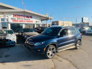 Used 2012 Volkswagen Tiguan COMFORTLINE for sale in Regina, SK