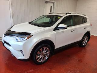 Used 2017 Toyota RAV4 LIMITED AWD for sale in Pembroke, ON