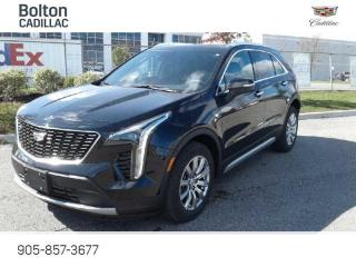 New 2021 Cadillac XT4 Premium Luxury - Leather Seats - $356 B/W for sale in Bolton, ON