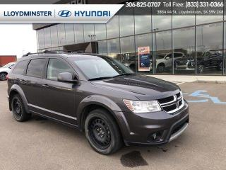 Used 2015 Dodge Journey SXT for sale in Lloydminster, SK