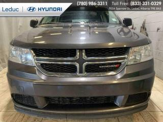 Used 2016 Dodge Journey Canada Value Pkg for sale in Leduc, AB