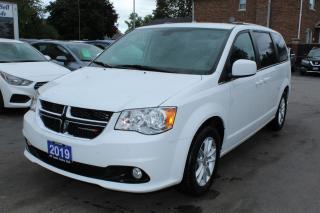 Used 2019 Dodge Grand Caravan SXT Premium Plus for sale in Brampton, ON