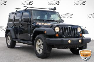 Used 2010 Jeep Wrangler Unlimited Sport YOU CERTIFY YOU SAVE for sale in Innisfil, ON