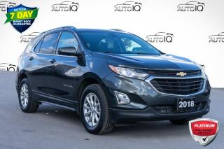 Used 2018 Chevrolet Equinox 1LT PANO ROOF LOW MILEAGE for sale in Innisfil, ON