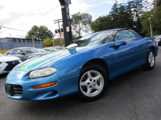 Used 1999 Chevrolet Camaro COUPE ~ Trade In Special ~ Low Kms ~ 112,000Kms !! for sale in Burlington, ON