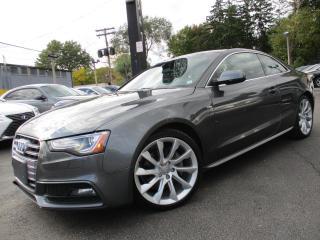 Used 2014 Audi A5 2.0T|PROGRESSIV|S-LINE PKG|NAVIGATION|PANORAMA for sale in Burlington, ON
