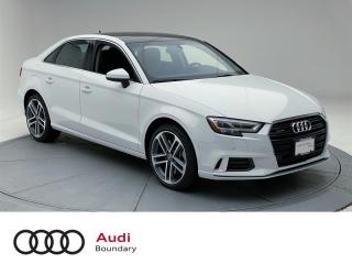Used 2019 Audi A3 2.0T Technik quattro 7sp S tronic for sale in Burnaby, BC