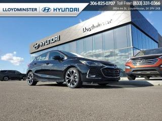 Used 2019 Chevrolet Cruze Premier for sale in Lloydminster, SK