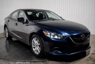Used 2017 Mazda MAZDA6 GX A/C MAGS BLUETOOTH for sale in St-Hubert, QC