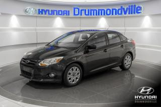 Used 2012 Ford Focus SE + GARANTIE + A/C + GR ELECTRIQUE + WO for sale in Drummondville, QC