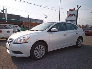 Used 2015 Nissan Sentra AUTOMATIQUE A/C CRUISE BLUETOOTH **24,000KM** for sale in St-Eustache, QC