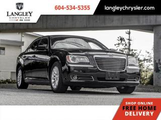 Used 2013 Chrysler 300 TOURING  Low Km / Leather / RWD / 8.4 Screen for sale in Surrey, BC