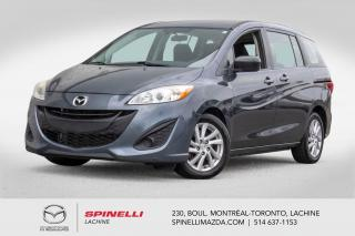 Used 2012 Mazda MAZDA5 GS for sale in Lachine, QC