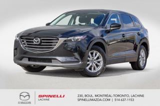 Used 2017 Mazda CX-9 GS AWD GPS Sieges Chauffants Camera de Recule for sale in Lachine, QC