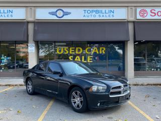 Used 2012 Dodge Charger Police, Extra Clean, 2 Years Warranty for sale in Vaughan, ON