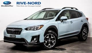 Used 2018 Subaru XV Crosstrek Touring TOIT.OUVRANT+MAGS+CAM.RECUL for sale in Boisbriand, QC