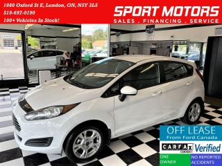 Used 2015 Ford Fiesta S+AC+New Brakes+Bluetooth*$42 Weekly*ACCIDENT FREE for sale in London, ON