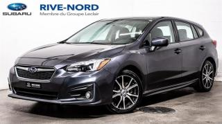Used 2017 Subaru Impreza Sport TOIT.OUVRANT+MAGS+CAM.RECUL for sale in Boisbriand, QC