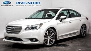 Used 2015 Subaru Legacy Limited NAVI+CUIR+TOIT.OUVRANT for sale in Boisbriand, QC