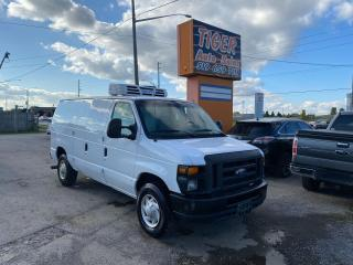 Used 2008 Ford Econoline COOLER*REEFER**FRIDGE VAN**DIESEL**CERTIFED for sale in London, ON