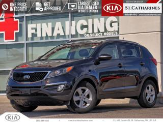 Used 2016 Kia Sportage LX | Heated Seat | Cruise | Bluetooth for sale in St Catharines, ON