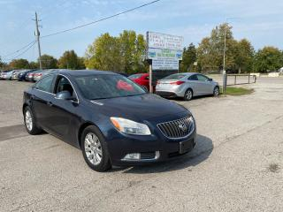 Used 2013 Buick Regal for sale in Komoka, ON