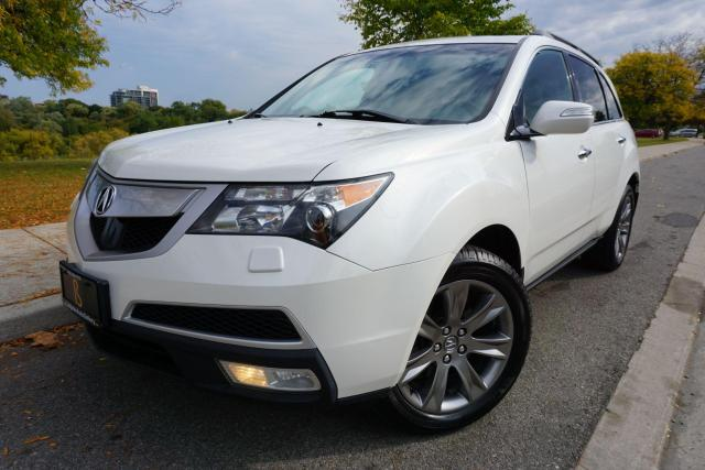 2011 Acura MDX ELITE / 1 OWNER / NO ACCIDENTS /IMMACULATE/ 7 SEAT