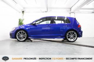 Used 2017 Volkswagen Golf R Man + Groupe Tech + Mag Prétoria for sale in Québec, QC