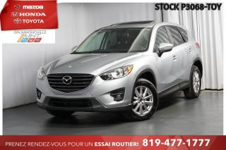 Used 2016 Mazda CX-5 INTÉGRALE| GS| BAS KILO for sale in Drummondville, QC