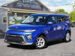 Used 2020 Kia Soul EX,R/V CAM,B.TOOTH,USB,H/SEATS,H/S.WHEEL for sale in Orillia, ON