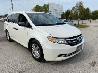 Used 2016 Honda Odyssey LX for sale in Komoka, ON