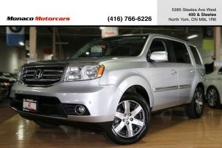 Used 2013 Honda Pilot TOURING - LEATHER|NAVI|BACKUP|SUNROOF|DVD for sale in North York, ON