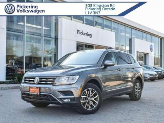 Used 2019 Volkswagen Tiguan COMFORTLINE!! 4MOTION!! LOADED! for sale in Pickering, ON