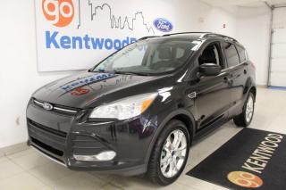 Used 2013 Ford Escape 3 MONTH DEFERRAL! *oac | SE | AWD | Heated Leather | Sunroof for sale in Edmonton, AB